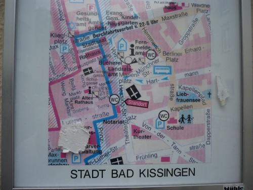 GeburtstagsAusflug nach Bad Kissingen