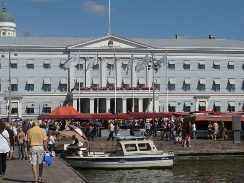 Impressionen Helsinki_Rathaus