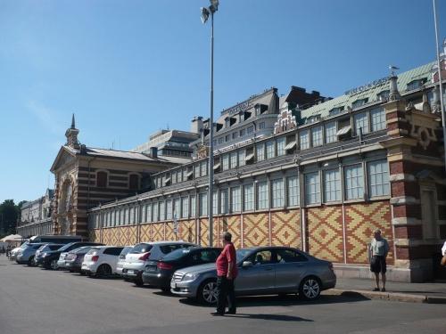Impressionen Helsinki_Markthalle