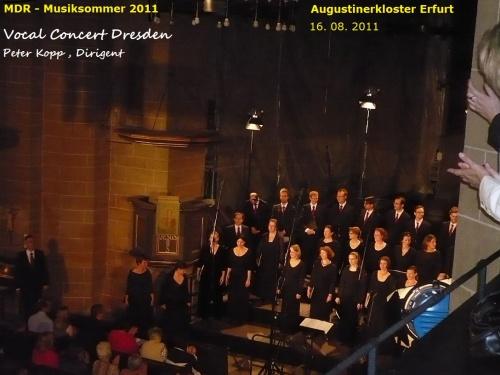 MDR Musiksommer EF Augustinerkloster