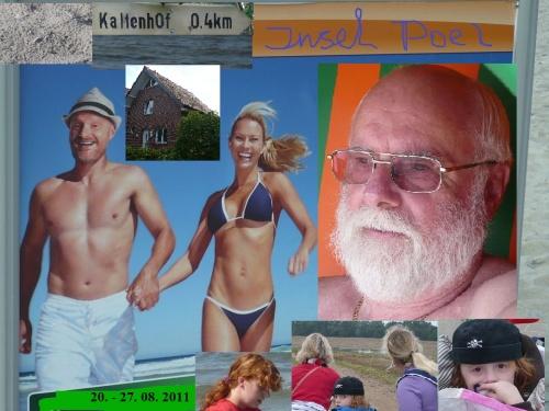 Insel Poel  2011 - Start