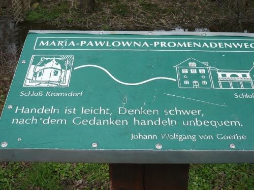 Maria-Pawlowna-Promenadenweg 4