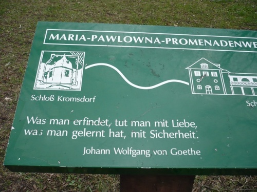 Maria-Pawlowna-Promenadenweg 5