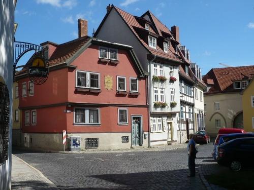 Comthur - u. Schildchengasse