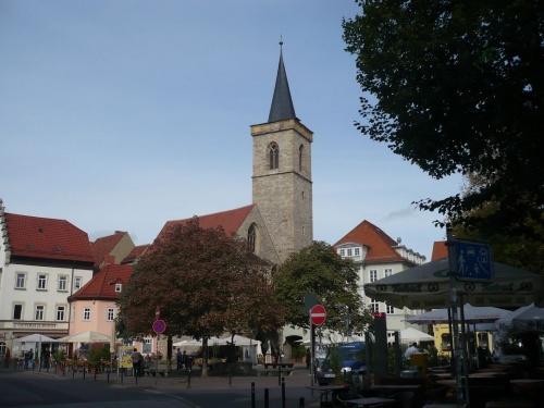 Wenigemarkt / Ägidienkirche