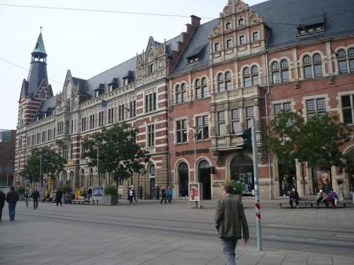 Anger / Altes Hauptpostgebäude