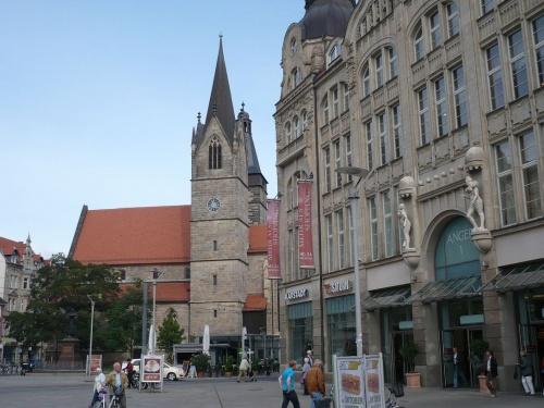 Anger / Kaufmännerkirche u. Anger 1