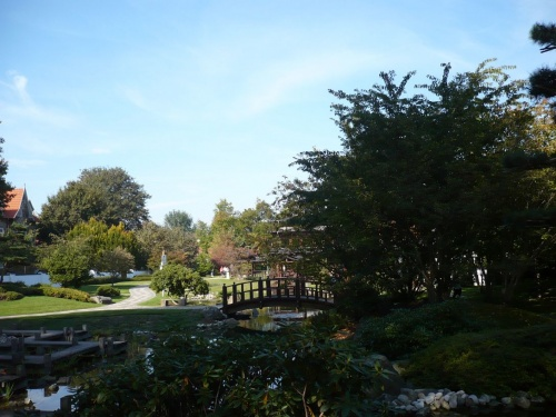Bad Langensalza - Japanischer Garten