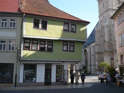 Bad Langensalza - Altstadt