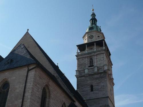 Bad Langensalza - Stadtkirche