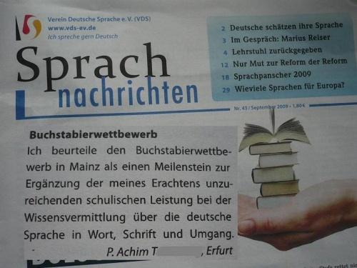 PachT in SprachNachrichten
