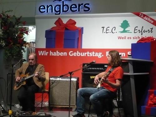Jürgen Kerth im T.E.C.
