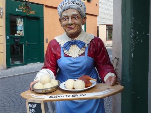 Thüringer Kloßfrau