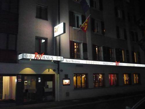 002 Luzern (CH) Hotel RotHaus