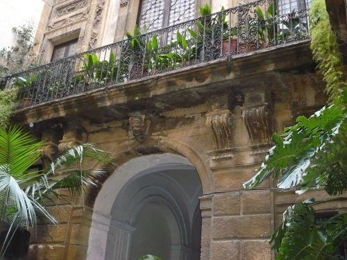 021 PALERMO Palazzo Conte Federico 2