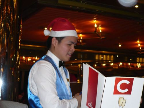 077 PIRÄUS WeihnachtsGalaEssen
