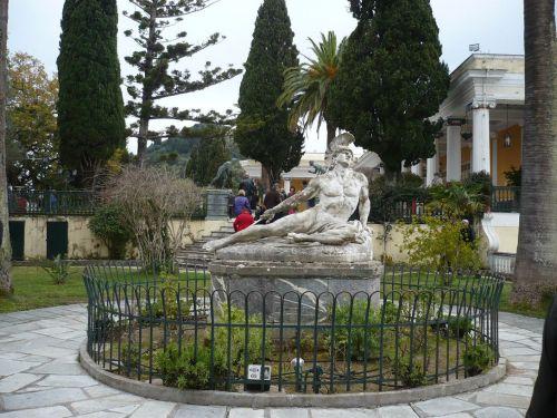 088 KORFU Villa ACHILLEON 4