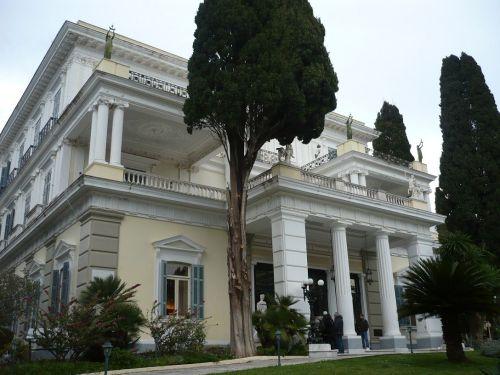 086 KORFU Villa ACHILLEON 2