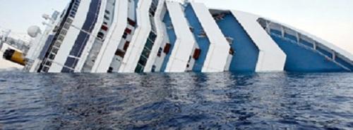 Costa Concordia 13.01.12