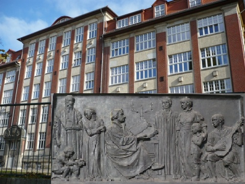 Luther - Schule Erfurt
