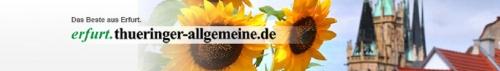 Logo ERFURTER_ThürAllgem.