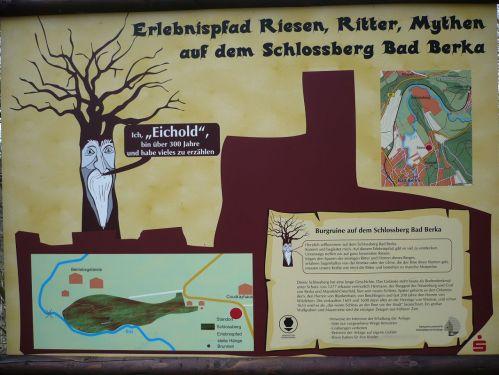 Bad Berka  Schloßberg