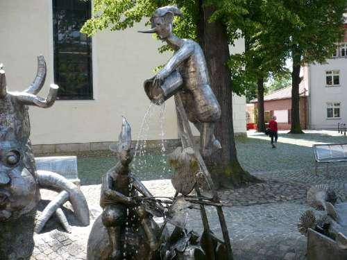 Kunst im Spreewald 3