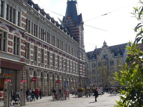 Anger - Altes Hauptpostgebäude