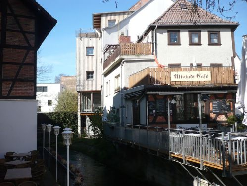 Lange Brücke Altstadt-Cafe