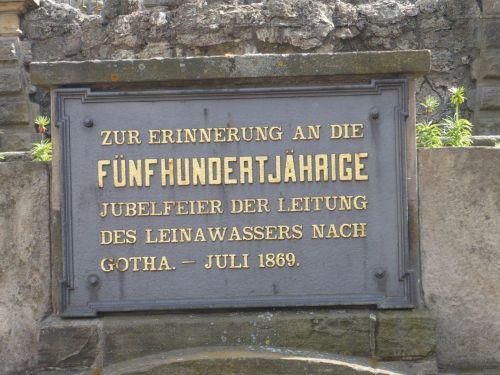 Gotha 12 Wasserspiele