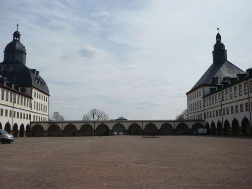 Gotha 16  Schloss Friedenstein