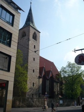 Anger _ Lorenzkirche Schlösserstraße