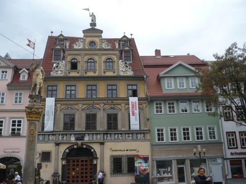 Fischmarkt Haus Zum Roten Ochsen 1