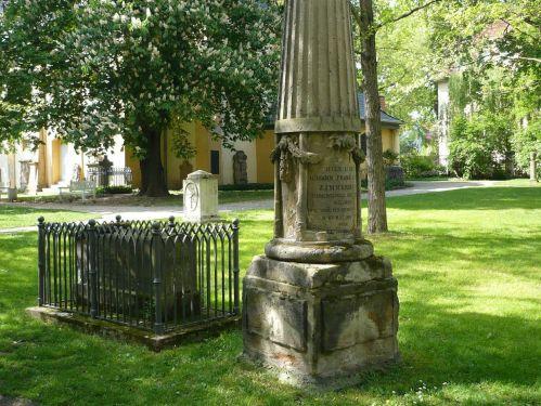 Weimar Jakobskirche m. Friedhof 20