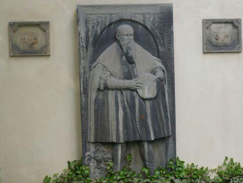 Weimar Jakobskirche m. Friedhof 18