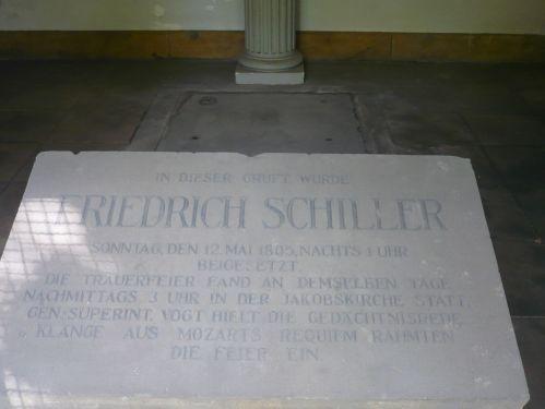 Weimar Jakobskirche m. Friedhof 16