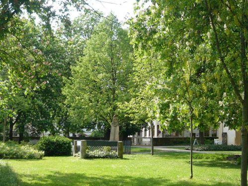 Weimar Jakobskirche m. Friedhof 14