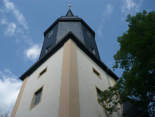 Weimar Jakobskirche m. Friedhof 12