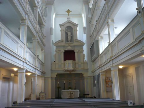 Weimar Jakobskirche m. Friedhof 05