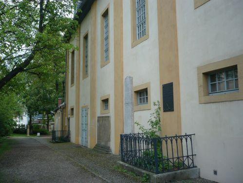 Weimar Jakobskirche m. Friedhof 04