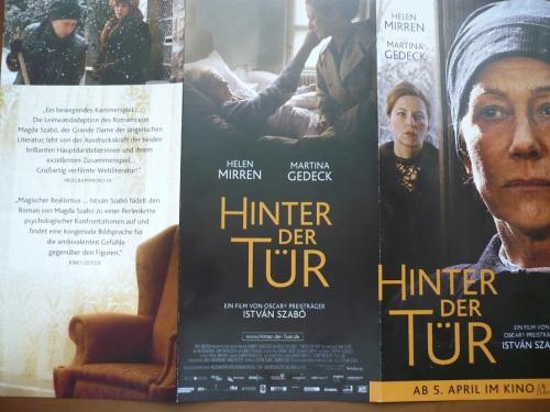 Film _ Hinter der Tür ... 1