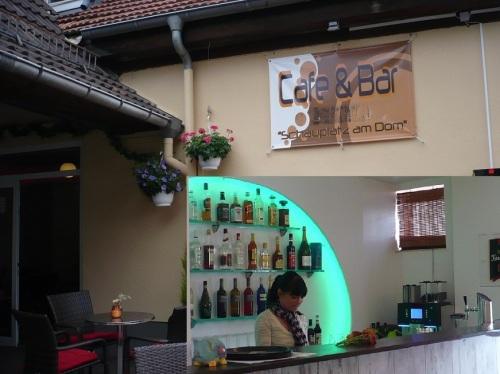 Domplatz Cafe SCHAUPLATZ am DOM
