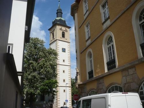 Karl-Marx-Platz / Neuwerkskirche