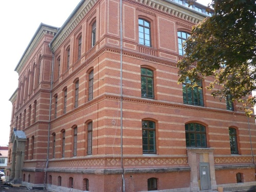 Regierungsstraße / OrthopädKlinik_Ev.Grundschule