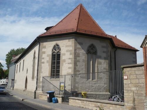 Fischersand / Brunnenkirche