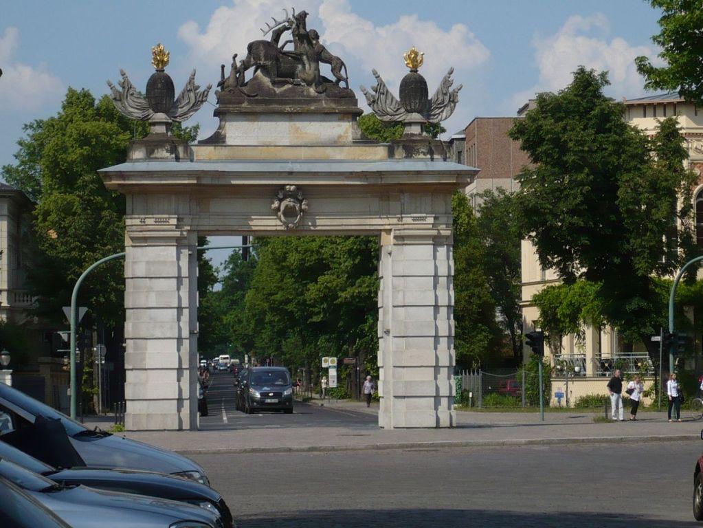 Urlaub bei Berlin 042 _ Besuch in Potsdam _ Jägertor