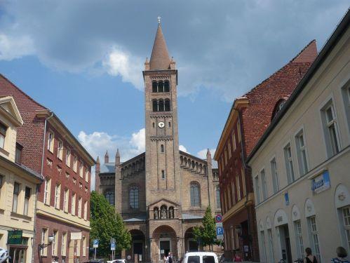 Urlaub bei Berlin 033 _ Besuch in Potsdam _ Kirche Peter u. Paul