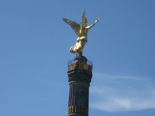 Urlaub bei Berlin 067 _ Besuch in Berlin _ Siegessäule 1