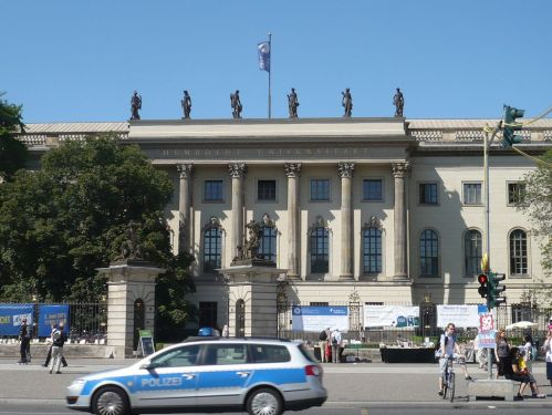 Urlaub bei Berlin 063 _ Besuch in Berlin_ Humboldt - Universität