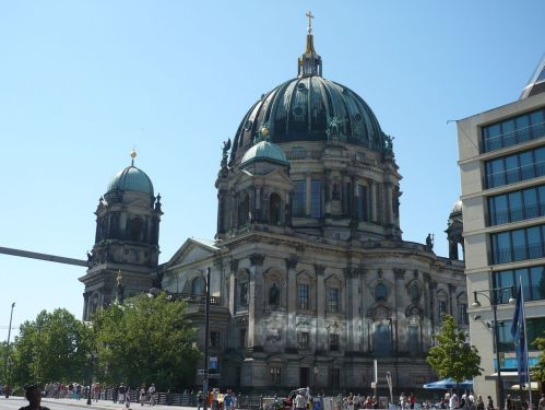 Urlaub bei Berlin 052 _ Besuch in Berlin_ Berliner Dom 1